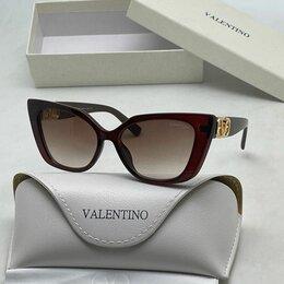 Очки и аксессуары - Модные солнцезащитные очки valentino, 0