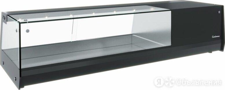 Carboma Витрина холодильная Carboma AC37 SM 1,8-1 (8 GN 1/3) по цене 56610₽ - Витрины, фото 0