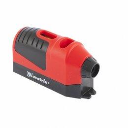 Измерительные инструменты и приборы - Уровень лазерный, отвес, маркер Matrix, 0