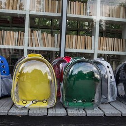 Транспортировка, переноски - Рюкзак переноска с иллюминатором 7 цветов, 0