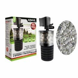 Оборудование для аквариумов и террариумов - ✅Помпа-фильтр внутр.AQUAEl turbo filter 1000 л/ч до 250л, 0