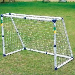 Аксессуары и принадлежности - Ворота для футбола DFC GOAL183B 6ft пластик, 0