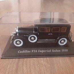Модели - Cadillac v16 imperial sedan, 0