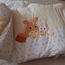 Аксессуары для безопасности - Бортики на классическую детскую кроватку, 0