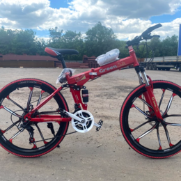 Велосипеды -  Велосипед складной R26GB, 0