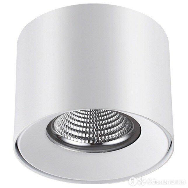 Накладной светильник Novotech Recte 357958 по цене 9347₽ - Интерьерная подсветка, фото 0