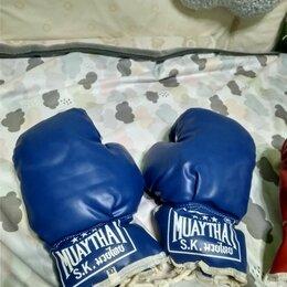 Боксерские перчатки - Перчатки боксерские 10oz, 0