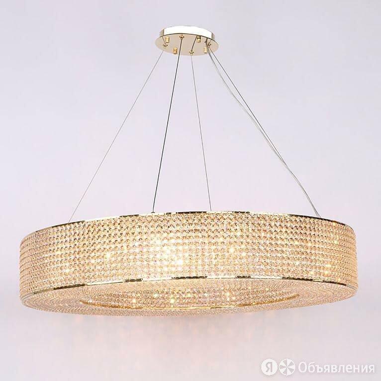 Подвесная люстра Newport 10199+6/C gold М0062169 по цене 62370₽ - Люстры и потолочные светильники, фото 0