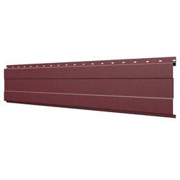 Стеновые панели - Линеарная потолочно-стеновая панель СПОЛОСОЙ RAL3005 Красное Вино Стальной ..., 0