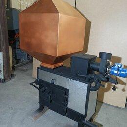 Отопительные котлы - Котлы 25-400 квт автоматические твердотопливные, в т.ч. для сжигания мусора, 0