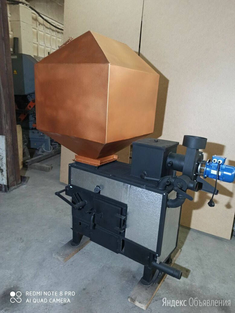Котлы 25-400 квт автоматические твердотопливные, в т.ч. для сжигания мусора по цене 180000₽ - Отопительные котлы, фото 0