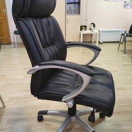 Кресла - Кресло руководителя «Budget New», цвет черный, 0
