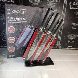 Ножи кухонные - Набор ножей zepter 6 предметов, 0