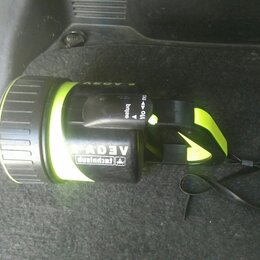 Подводная охота - Подводный фонарь вега 2 со светодиодной головкой, 0
