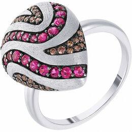 Кольца и перстни - Element47 кольцо серебро вес 4,37 вставка фианит арт. 743608, 0