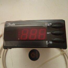 Запчасти и расходные материалы - Терморегулятор холодильный Danffos EKC 102A, 102D, 220v, Таиланд , 0