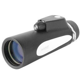 Бинокли и зрительные трубы - Монокуляр Veber 8х42 WP с компасом, 0