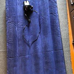 Надувная мебель - Матрац надувной с насосом, 0