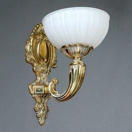 Бра и настенные светильники - Бра Ambiente Lugo 8539/1 WP, 0