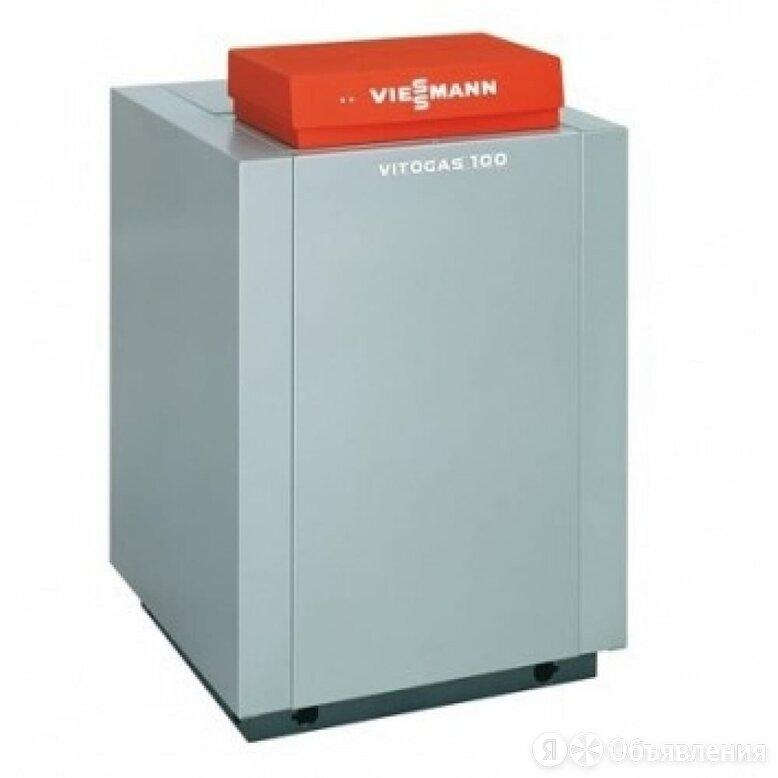 Чугунный напольный газовый котел VIESSMANN Vitogas 100 по цене 237864₽ - Отопительные котлы, фото 0