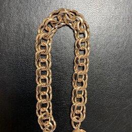 Браслеты - Золотой браслет 41гр, 0