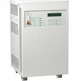 Стабилизаторы напряжения - Стабилизатор напряжения ССК-1-6-220, новый, 0