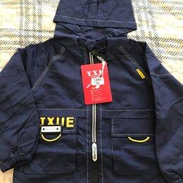 Куртки и пуховики - Ветровка для мальчика 92, 0
