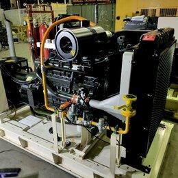 Электрогенераторы и станции - Гпу MAN 100 кВт, 0