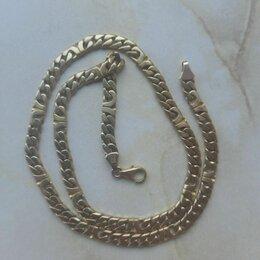 Комплекты - Желтое золото для мужчин (цепь+браслет), 0