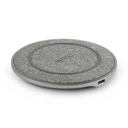Защитные пленки и стекла - Беспроводное зарядное устройство Moshi Otto Q Wireless Charging Pad серый, 0