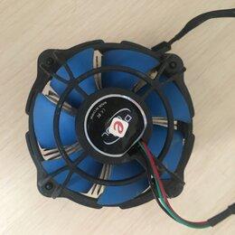 Кулеры и системы охлаждения - Кулер на процессор , 0