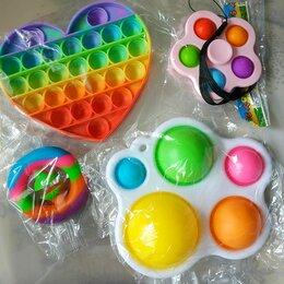 Игрушки-антистресс - Набор Поп ит. Симпл димпл. Развивающая игрушка. Антистрес. Мялка, 0