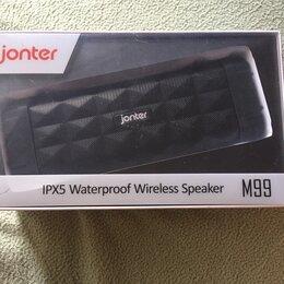 Портативная акустика - Беспроводная акустика olike wireless speaker black, 0