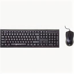 Клавиатуры - Клавиатура + мышь Oklick 620M, 0