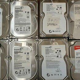 Жёсткие диски и SSD - 1TB 1000Гб Жесткие 6-Штук, 0