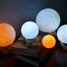 Ночники и декоративные светильники - ночник луна, 0