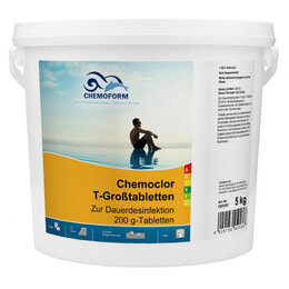 Химические средства - Таблетки CHEMOFORM Кемохлор Т, 0