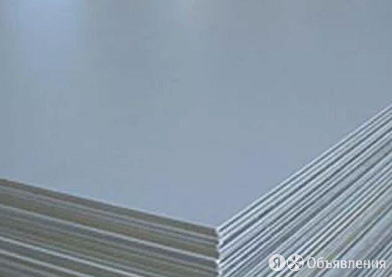 Лист дюралевый 12х1200х3000 мм Д16ЧТ ГОСТ 21631-76 по цене 185₽ - Металлопрокат, фото 0