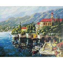Дизайн, изготовление и реставрация товаров - Городок у моря Артикул : СК 3524, 0