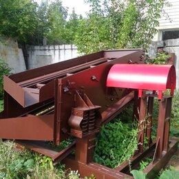 Спецтехника и навесное оборудование - Грохот инерционный ГИС- 22 , виброгрохот, 0