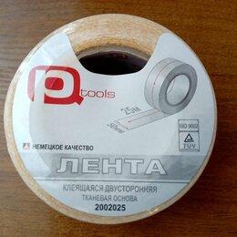 Строительный скотч - Двусторонняя клейкая лента PQtools, 0