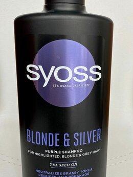 Шампуни - Новый шампунь SYOSS Blonde & Silver осветленные…, 0