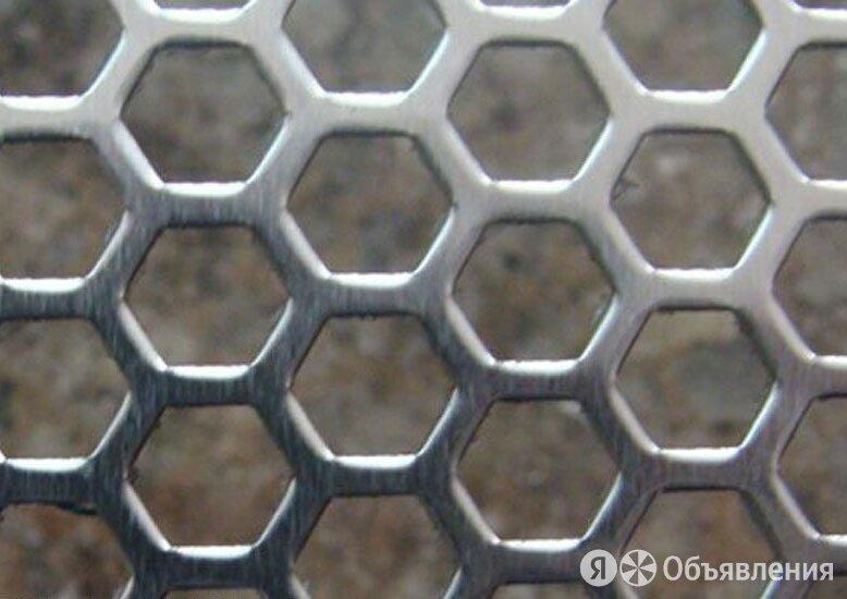 Лист перфорированный алюминиевый 1х1000х2000 мм Sev 2-2,5 по цене 10₽ - Металлопрокат, фото 0