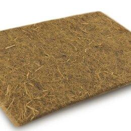 Семена - Льняной коврик для выращивания микрозелени 16*9 см, 0