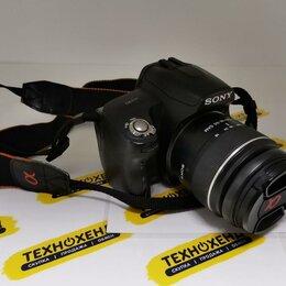 Фотоаппараты - Фотоаппарат Sony Alpha dslr-A290 (ку62030), 0