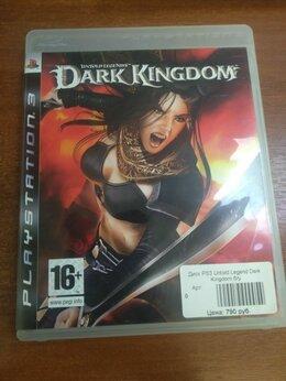 Игры для приставок и ПК - Untold legends: dark kingdom ps3 , 0