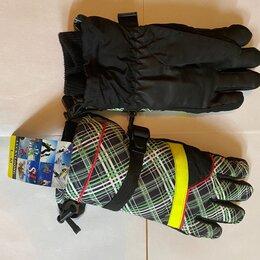 Защита и экипировка - Горнолыжные непромокаемые перчатки, 0