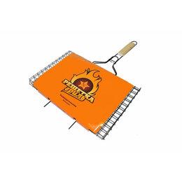 Решетки - Средняя универсальная решетка для барбекю HorsAY Hard 101403, 0
