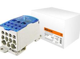 Перчатки для единоборств - Распределительный блок на DIN-рейку РБ-500 1П…, 0