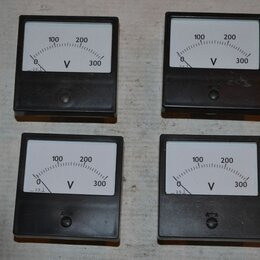 Измерительные инструменты и приборы - Приборы, амперметры, вольтметры и др., 0